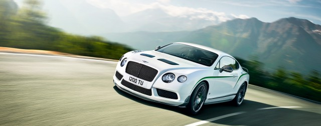 Continental GT3-R: Inspired by Bentley Racing.  Limited Production, Extremely Rare