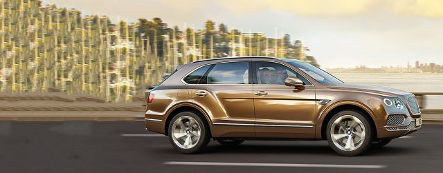 The World's Fastest & Most Luxurious SUV