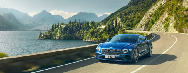 The Brand New Bentley Continental GTs are Here for 2020