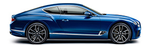 Bentley Continental GT - Knock Out - 289x90